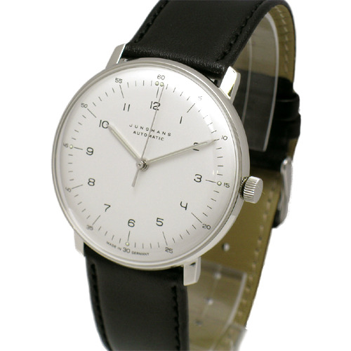For my money, there's no more beautiful wristwatch than those designed by Max Bill