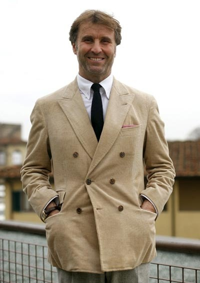 Brunello Cucinelli has built his cashmere empire in a village castle in Italy