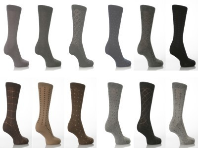 Q & Answer: Matching Socks to Shoes