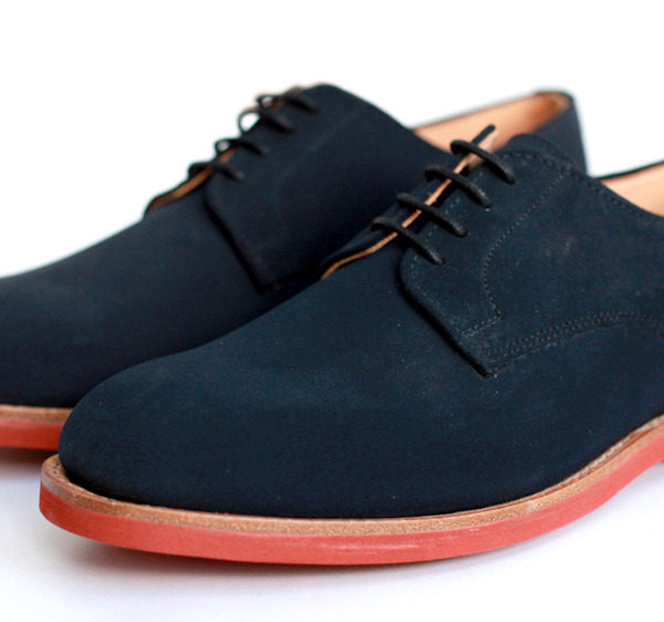 Navy bucks by Mark McNairy