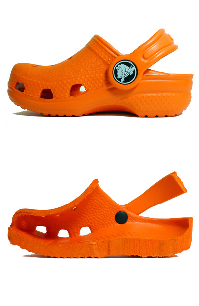 Crocs are the free plan of footwear