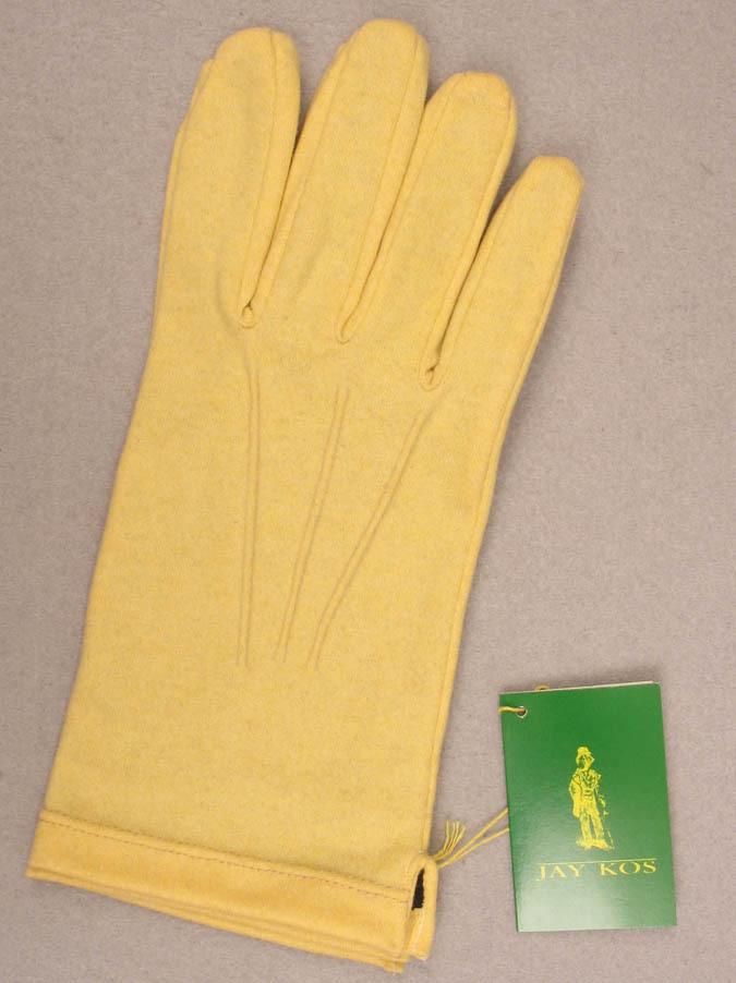It's On Ebay!: Jay Kos silk-lined cashmere gloves.