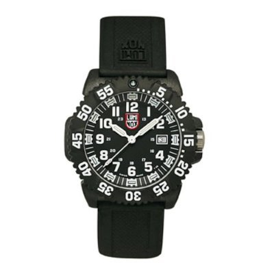 This handsome, functional watch by Luminox