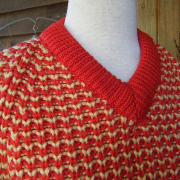 It's On Ebay - Mid-century sweater, Made in England