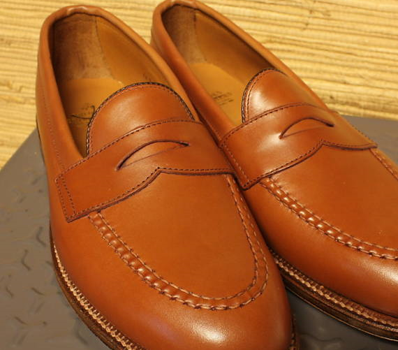 It's On Ebay! Brooks Brothers Loafers by Alden