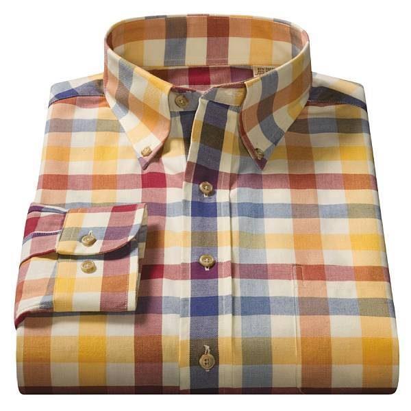 It's On Sale - Viyella Classic Check Sport Shirt