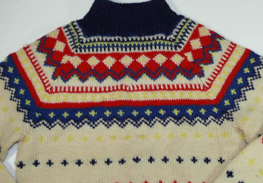 It's On Ebay: Vintage Norweigan Handknitted Sweater