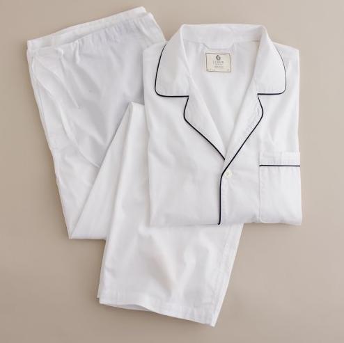 It's On Sale: Oxford Cotton PJs