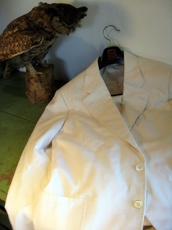 It's On Ebay - Freeman's Sporting Club Suit