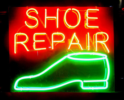 Q and Answer: Shoe Repair