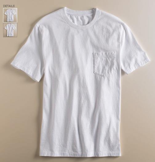 It's On Sale: Classic Pocket Tee