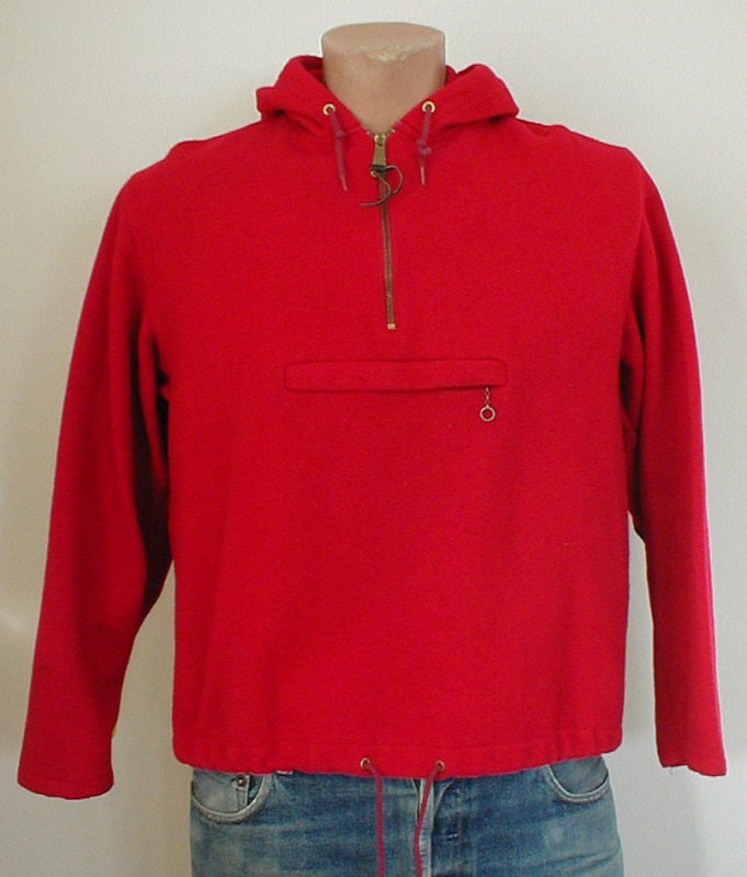 """It's On eBay - Vintage """"Peter's Whaler"""" Wool Pullover"""
