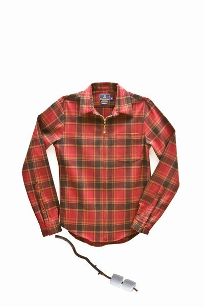It's On Sale: Pendleton for Opening Ceremony Zip-Front Shirt