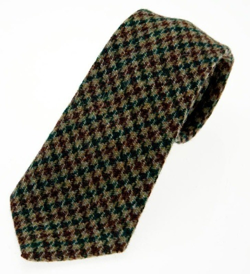 Harris Tweed Neckties for $30