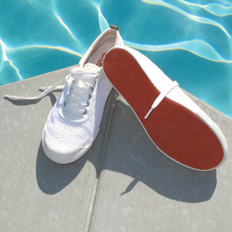 the Ace Hotel Palm Springs for having its own sneaker collaboration with Generic Surplus