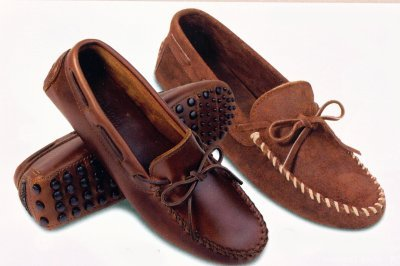 Original Minnetonka Driving Moccasins only cost $46.95
