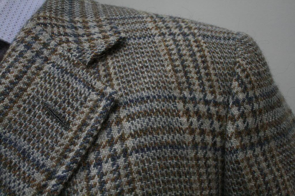 It's On eBay - <em>Vintage J. Press Donegal Tweed Sportcoat</em>