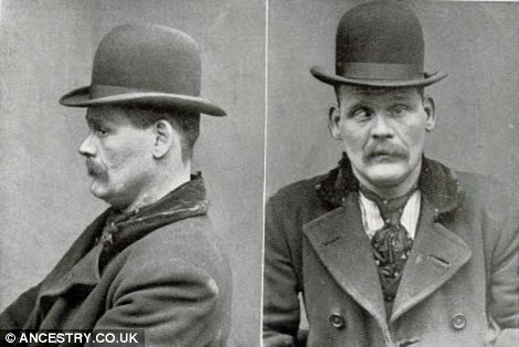 Drunks of Early 20th Century England