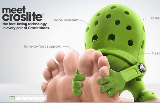 Crocs Are Sentient Beings
