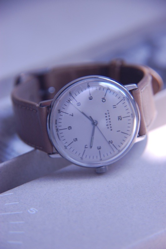 It's On eBay: Junghans Max Bill Manual Watch