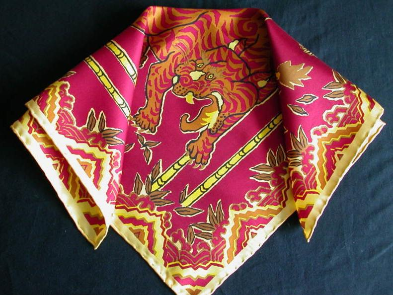It's On eBay: Drake's of London Pocket Square