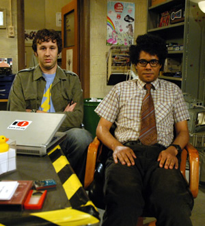 Q and Answer: Dressing for the IT Crowd