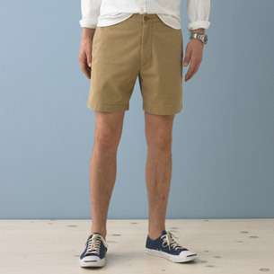 Q and Answer: Shorts for Summer?