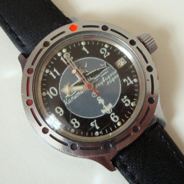 A beautiful communist-era Russian diving watch by Volstok on Hodinkee