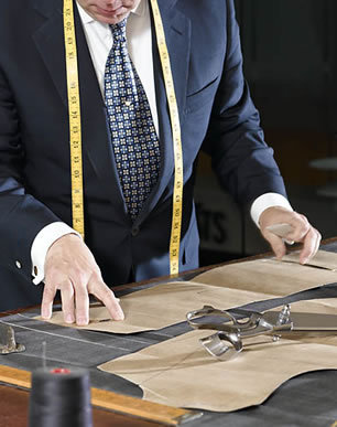Q and Answer: Finding a Tailor