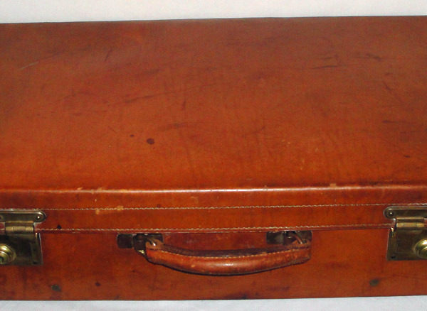 It's On eBay: Vintage Peal & Co. for Brooks Brothers Suitcase