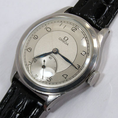 It's On eBay: Vintage ca. 1939 Omega Wristwatch