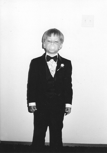"""""""I too was a classy kid."""""""