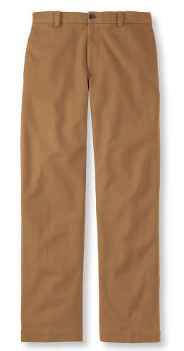 It's On Sale: L.L. Bean Town and Field Pants, Brushed Twill