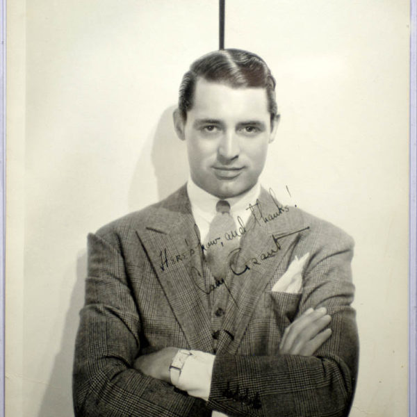 "And if you ever feel boxed in, just ask yourself: ""What would Cary Grant wear?"""