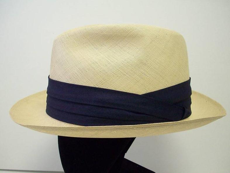 It's On eBay - Vintage Brooks Brothers Summer Hat