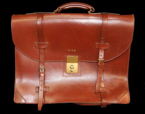 It's On eBay: Vintage Swaine Adeney Brigg  Briefcase