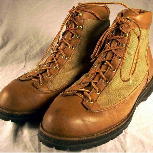 It's On eBay: Vintage Danner Hunting Boots (Sz. 12)