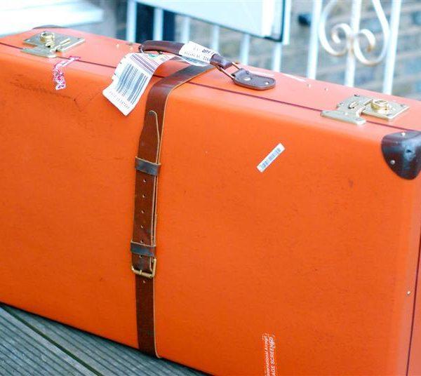 Simon Crompton on his Globe-Trotter luggage