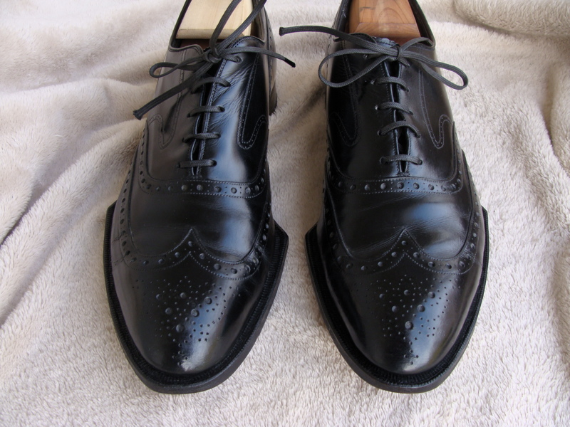 Q and Answer: Pre-Owned Shoes