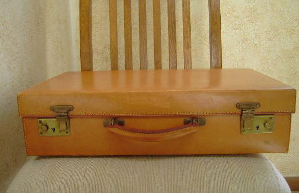 It's On eBay - Peal & Co. for Brooks Brothers Briefcase