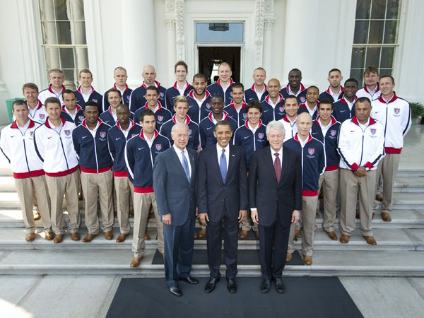 US Men's National Soccer Team