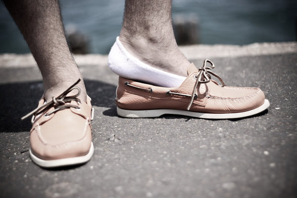 The Liberating World of No-Show Socks