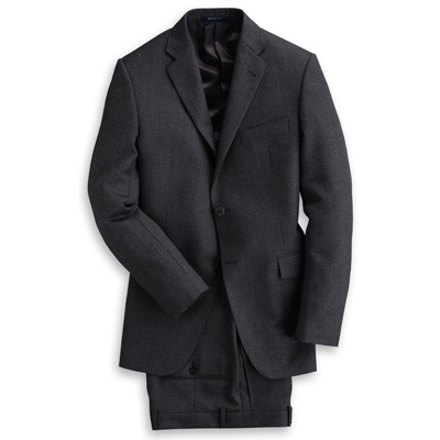 It's On Sale: Charcoal Suit by Hickey