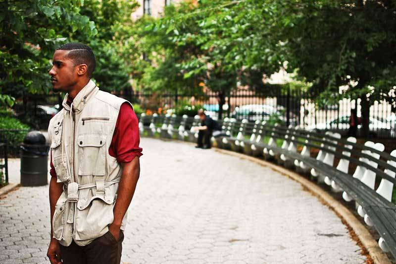 Trav from Street Etiquette writes a bit about his vintage Banana Republic safari jacket