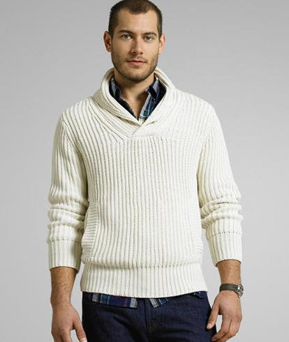 It's On Sale: L.L. Bean Signature Cotton Marine Supply Sweater