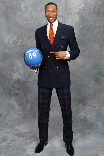 Trey Kerby along this picture of our new favorite basketball player Wes Johnson