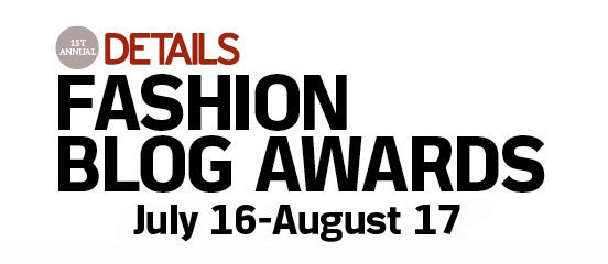 Vote for Put This On in the Details Blog Awards