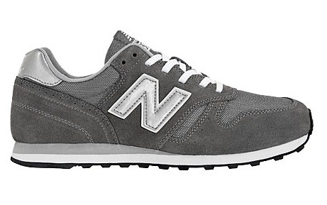 This monochromatic New Balance can be a very stylish shoe