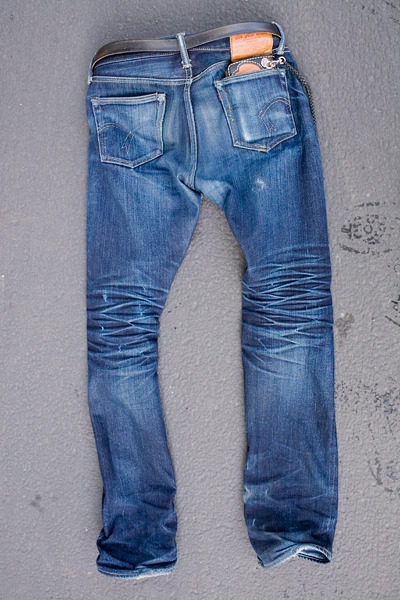 Q and Answer: When Will My Jeans Fade?