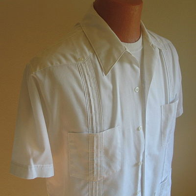 Q and Answer: Can I Wear a Guayabera?
